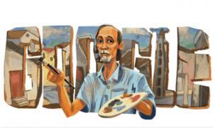 Google vinh danh họa sĩ Bùi Xuân Phái