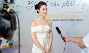 """Á hậu Thanh Trúc lần đầu vào vai """"người vợ"""" trong TVC Gel diệt khuẩn Genli"""