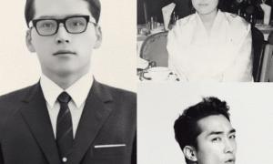 Song Seung Hun gây bão khi khoe ảnh bố mẹ ruột, lạ thay Hyun Bin lại bị réo tên
