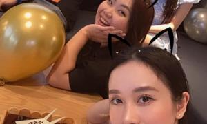 Will và Linh Ka công khai sánh đôi trong tiệc sinh nhật của Jun Vũ