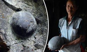 Vách đá kỳ quái cứ 30 năm lại 'đẻ trứng' một lần, các nhà khoa học đau đầu đi tìm lời giải đáp