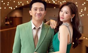 Bà xã Hari Won đang bức xúc nào ngờ Trấn Thành bình luận một câu khiến fan được phen cười ngất