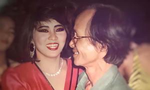 Cẩm Vân nhớ lần cuối gặp Trịnh Công Sơn