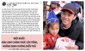 Thực hư việc kê khai chênh lệch 14,67 tỷ thành 13,7 tỷ tiền từ thiện của danh hài Hoài Linh