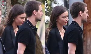 Miranda Kerr và chồng tỷ phú mặc đồ ton-sur-ton hẹn hò tình cảm như thời mới yêu