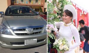'Thánh sún' Ngân Thảo vừa lên chức giám đốc đã tậu liền tay ô tô mới