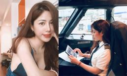 Nữ cơ phó 36 tuổi của Việt Nam gây sốt báo Trung vì trẻ đẹp như gái đôi mươi dù đã có 2 con