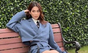 Hậu nghi vấn chung bồ, Ngọc Trinh hóa nữ sinh Nhật Bản với nhan sắc 'hack tuổi' không ngờ