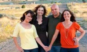 3 chị em chung một chồng, hạnh phúc sau khi kết hôn và có 19 người con