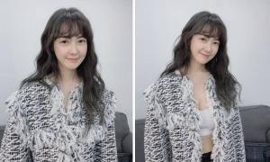 Ảnh hậu trường chưa qua chỉnh sửa bóc trần sắc vóc gái 3 con của mỹ nhân 'Nữ hoàng Seon Deok'