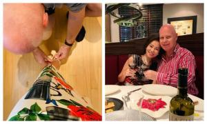 Dù kết hôn 10 năm, ông xã Thu Minh vẫn giữ thói quen đáng trân trọng này dành cho vợ