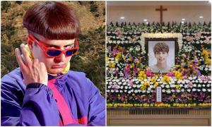 Ca sĩ người Mỹ gây tranh cãi vì chế ảnh tang lễ idol quá cố Jonghyun (SHINee) 'câu like' cho tour