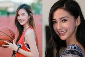 Cô nàng được mệnh danh  Angela Baby của Thái Lan