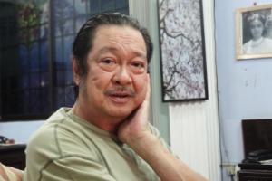 NSƯT Nguyễn Chánh Tín: 'Giờ tôi ngủ sướng lắm, gia sản mất hết rồi còn gì nữa mà lo'