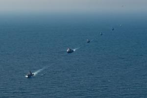 Ba bài học quý cho VN sau diễn tập hàng hải ASEAN