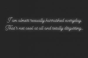 Thanh Duy gây xôn xao với dòng chia sẻ: 'Tôi bị quấy rối tình dục mỗi ngày, điều đó thật kinh tởm'