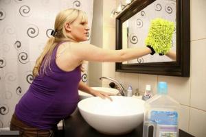 Sau khi mang thai, 4 loại việc nhà mẹ bầu không nên làm, nếu không sẽ ảnh hưởng đến thai nhi