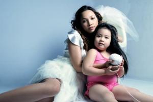 Nhan sắc thiếu nữ xinh đẹp ở tuổi 18 của con gái Hiền Thục sau khi giảm 25kg