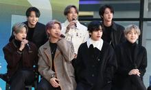 BTS lần đầu được đề cử Grammy