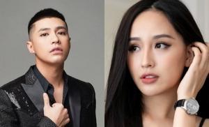 Noo Phước Thịnh và Mai Phương Thúy lộ khoảnh khắc tình bể tình khiến fan phấn khích