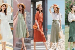 24 bộ trang phục xinh xắn, tươi tắn, sử dụng màu sắc để thể hiện sức sống trẻ trung, đây là những gì một cô gái nên mặc