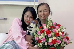 Phi Thanh Vân tiết lộ lời nhắn của mẹ gần 1 tháng trước khi qua đời
