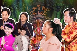 Trước thềm Giỗ tổ sân khấu: Hồng Vân chạnh lòng, Việt Hương tặng bánh, Long Nhật cầu nguyện cho Phi Nhung